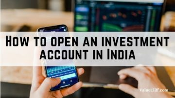 How to open an investment account in India | Step By Step