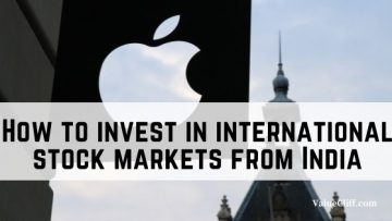 How to invest in international stock markets from India
